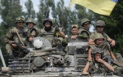 Генштаб: Сили АТО нанесли потужний контрудар та повернулися на позиції