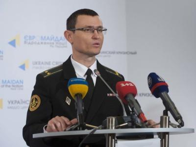 Україна попередила ОБСЄ про можливість використання артилерії