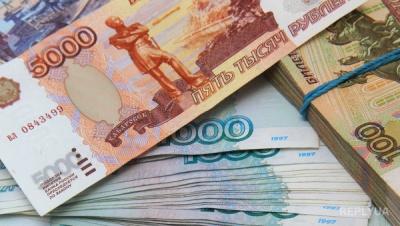 Російський рубль продовжує падіння