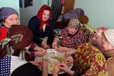 Для бійців АТО заставнівці зварили козацький куліш