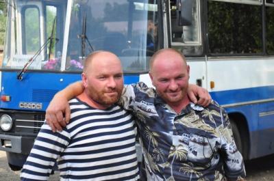 З Чернівців відправили групу мобілізованих буковинців (ФОТО)