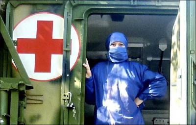 У Чернівцях обласний військкомат закликає лікарів до співпраці