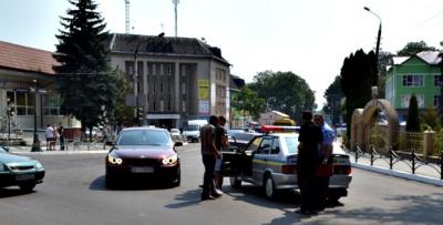 На Буковині БМВ збив п'яного велосипедиста (ФОТО)