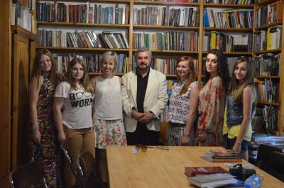 Студенти ЧНУ на літніх канікулах вивчали польську