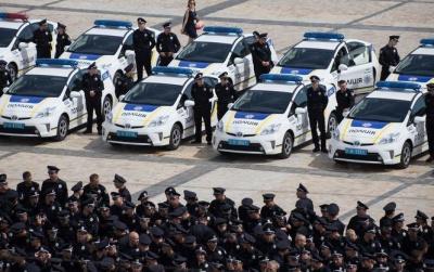 Поліція Львова вийде на вулиці міста на тиждень раніше