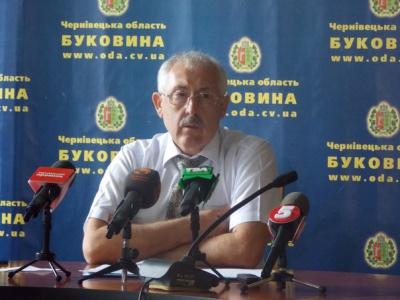 Губернатор Буковини щотижня зустрічатиметься зі ЗМІ
