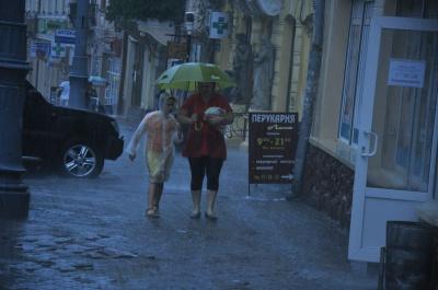 Західну Україну попереджають про погіршення погоди