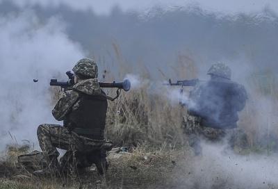 Бойовики зменшили інтенсивність обстрілів – прес-центр АТО