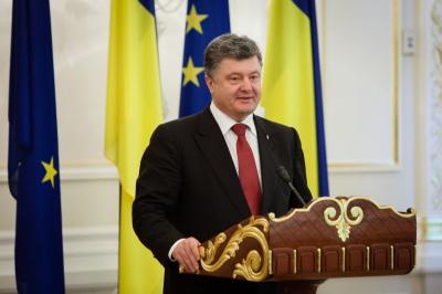 Порошенко у Берліні обговорить ситуацію на Донбасі