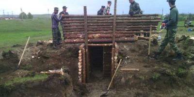 До зими українсько-російський кордон буде повністю укріплено