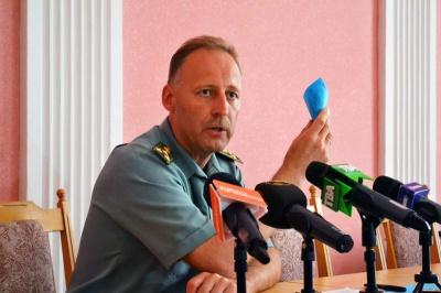 Чурай розповів, як військкомати на Буковині справились з мобілізацією