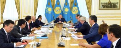 Назарбаєв вважає, що нафта подешевшає до 30-40 доларів за барель
