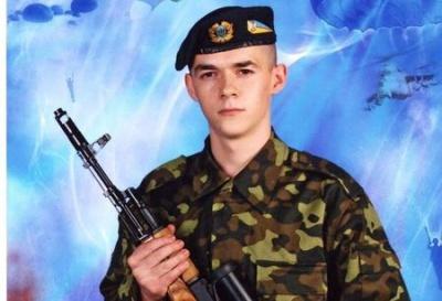 На Буковині відкрили пам'ятник герою АТО Костянтину Лук'янюку