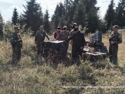 На Буковині затримали контрабандистів, які перевозили до Румунії цигарки