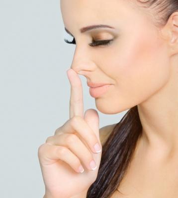 Об'єм м'язової тканини пов'язаний із розміром носа