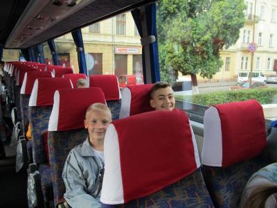 Діти переселенців та учасників АТО з Буковини поїхали відпочивати в Хорватію (ФОТО)