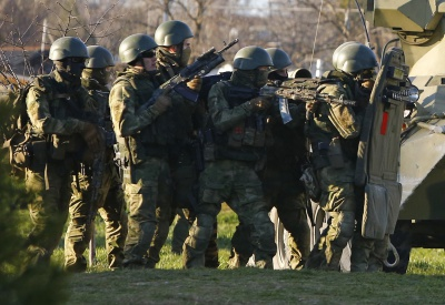 У шести регіонах РФ стартували масштабні військові навчання