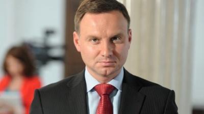 Дуда у Берліні запропонує новий формат переговорів щодо Донбасу