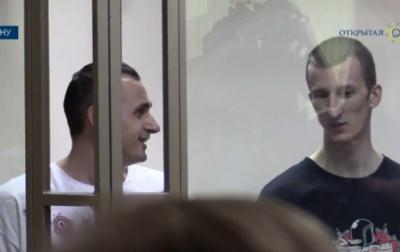 Російський суд посадив Сенцова на 20 років, Кольченка - на 10