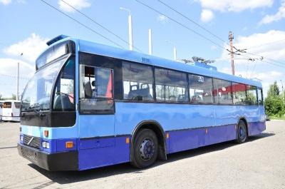Тролейбуси з Європи оновлять комунальний транспорт Чернівців
