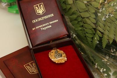 """Порошенко присвоїв звання """"Мати-героїня"""" 20 жінкам з Буковини"""