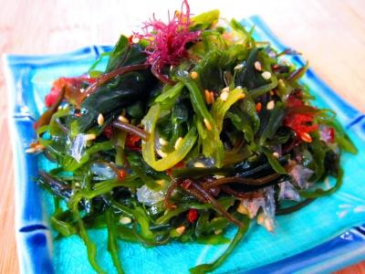 Морська капуста містить антиоксиданти