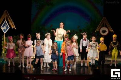 Театральна студія у Чернівцях набирає дітей