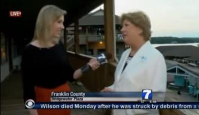 У США під час прямого ефіру застрелили двох телевізійників (ВІДЕО)