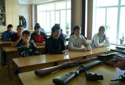У школах Чернівців предмет Захист Вітчизни стане одним із основних