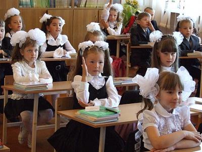 На Буковині до школи йде більше першокласників, ніж торік