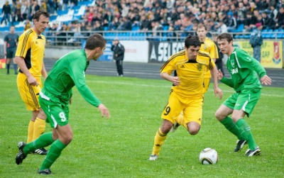 «Буковина» грає на виїзді з лідером другої ліги
