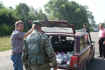 На Буковині громадські активісти допомагають прикордонникам ловити нелегалів та контрабандистів (ФОТО)