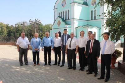 Буковину відвідала делегація сенаторів з Румунії