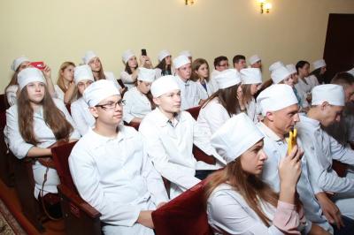 У БДМУ відбулися урочистості з нагоди початку нового навчального року
