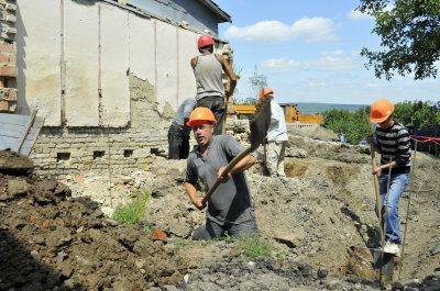 На Буковині цього року будуватимуть дитсадки і школи