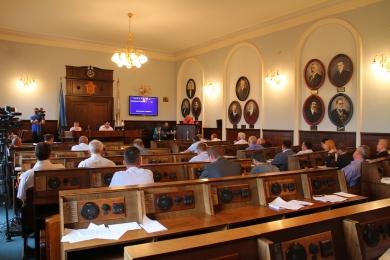 Каспрук наклав вето на рішення про виділення трьох земельних ділянок під будівництво торгівельних павільйонів