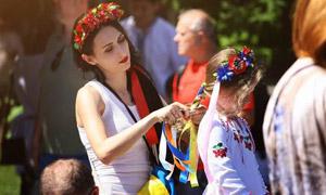 У Києві проведуть Мегамарш у вишиванках