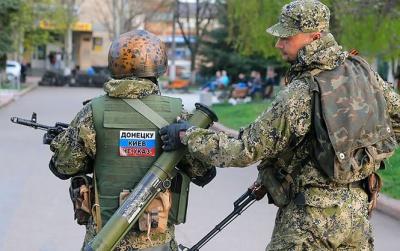 Терористи 19 разів обстріляли позиції сил АТО, інколи використовують гранатомети