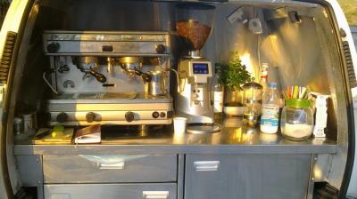 Чернівчан просять долучитися до розробки схеми розташування мобільних кав'ярень