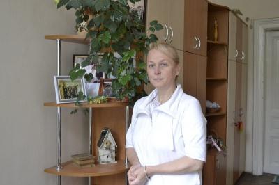 Педагог з Чернівців отримала медаль «За гідність і патріотизм»