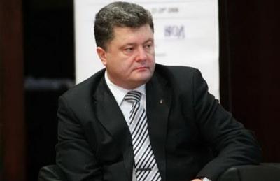 Заворушення біля Верховної Ради організувала Москва, - Порошенко