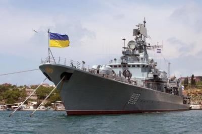 Український флот втратив дві третини людей і кораблів