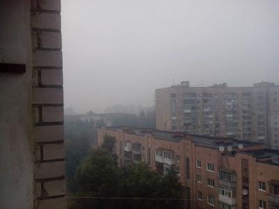 Через пожежі димом затягло три області України