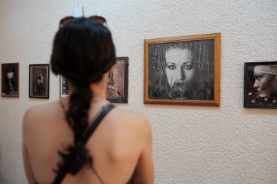 У Чернівцях відкрилася виставка фотохудожника Володимира Конєва (ФОТО)