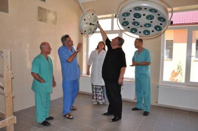 Райлікарня Буковини отримала півмільйона євро на ремонт