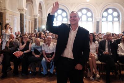 Як у Чернівцях відкривали поетичний фестиваль Meridian Czernowitz (ФОТО. ПРОГРАМА ФЕСТИВАЛЮ)