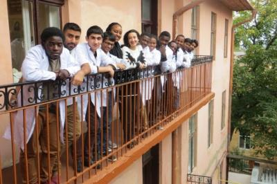 У Чернівці приїдуть вчитися студенти з Зімбабве