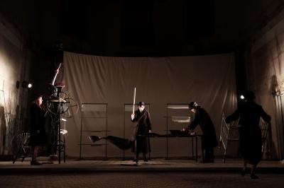 У Чернівцях показували перфоманс про життя та творчість Кафки (ФОТО)