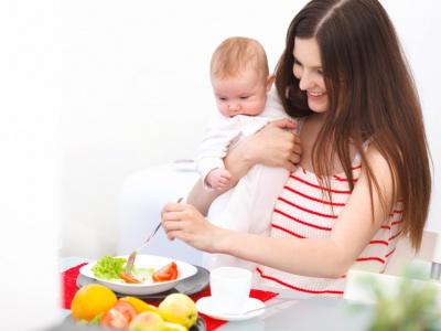 Як харчуватися після пологів