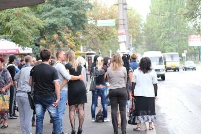 Водії маршруту Новоселиця-Мамалига порушують графік руху
